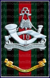 10th Princess Mary's Own Gurkha Rifles Magnet