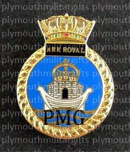 Royal Navy Pin Insignia HMS asistente